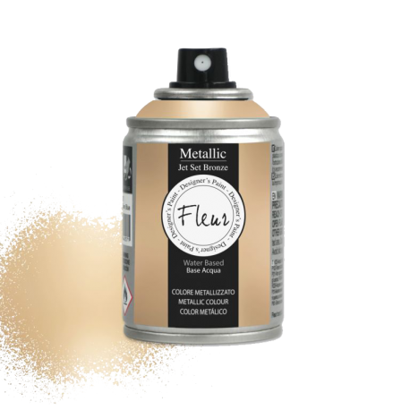 Fleur Spray Jet Set Bronze - Chalk Paint Las Auténticas