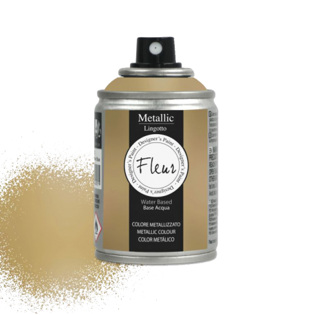 Fleur Spray Lingotto - Chalk Paint Las Auténticas