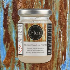 Fleur Medium Oxidante 130ml - Medium Ossidante - Chalk Paint Las Auténticas
