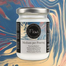 Fleur Medium Pouring 130ml - Chalk Paint Las Auténticas