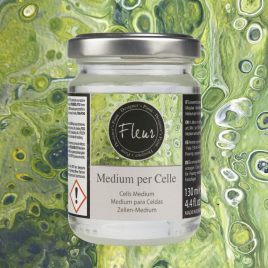 Fleur Medium para Celdas 130ml - Medium per Celle - Chalk Paint Las Auténticas