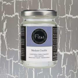 Fleur Medium Crackle 130ml - Chalk Paint Las Auténticas